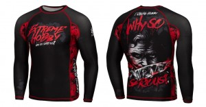 Long rashguard Extreme Hobby Why so serious