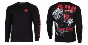 Crewneck Slavic Division Bear Streght