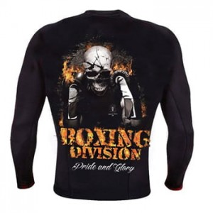 Long rashguard Fuck The Fame Boxing