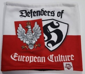 Komin polarowy Imperium Defenders of European Culture