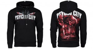 Hooded Extreme Hobby Psycho City