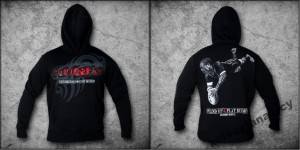 Bluza hooded XH Rugby